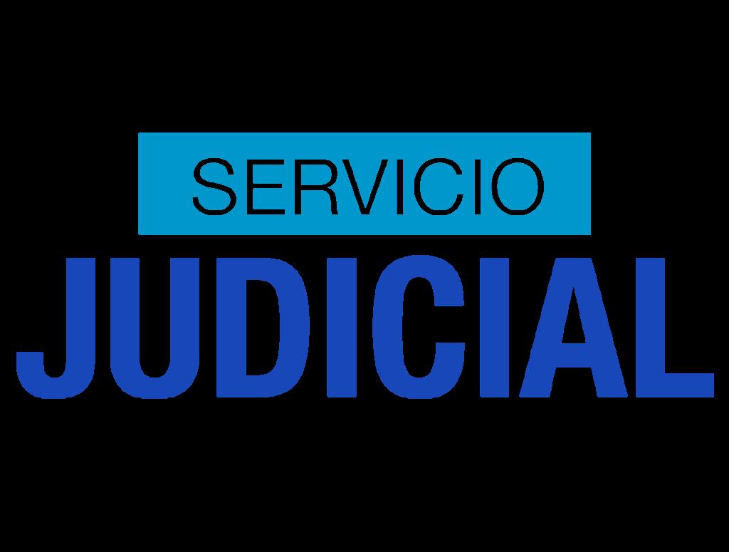 Servicio Judicial :