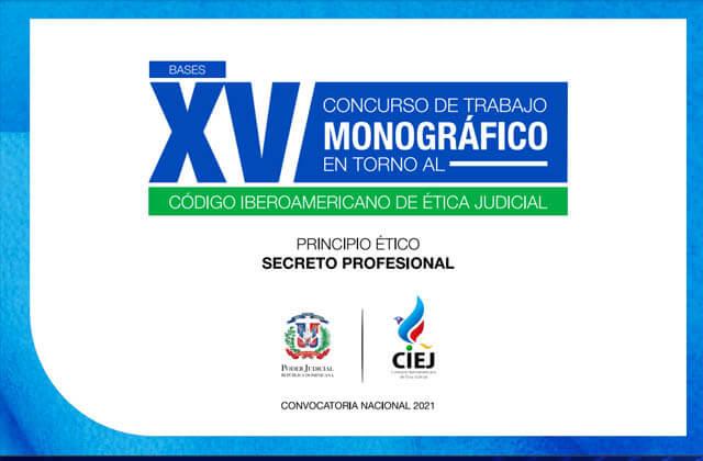 Concurso Monografico :