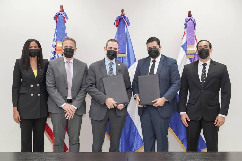 Embajada de Estados Unidos en el país dona equipamientos y software al Poder Judicial