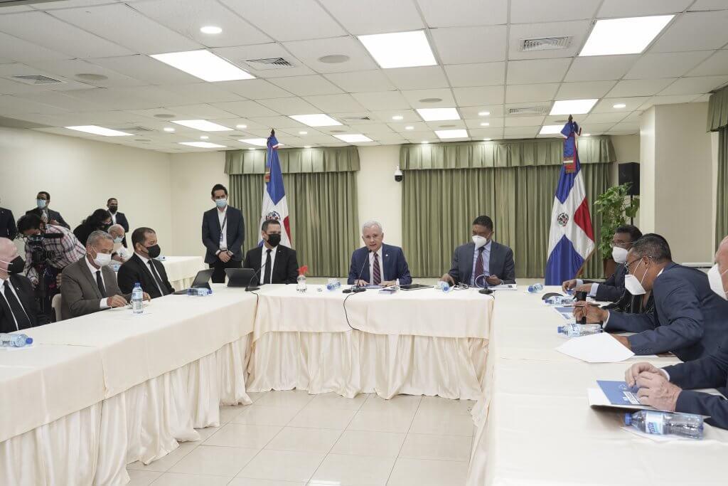 Comisión de Justicia del Senado y Poder Judicial tienden puentes para agilizar proyectos de leyes