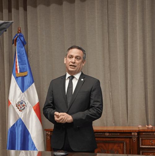 Presidente de la SCJ aboga por un cambio cultural en el sistema de justicia