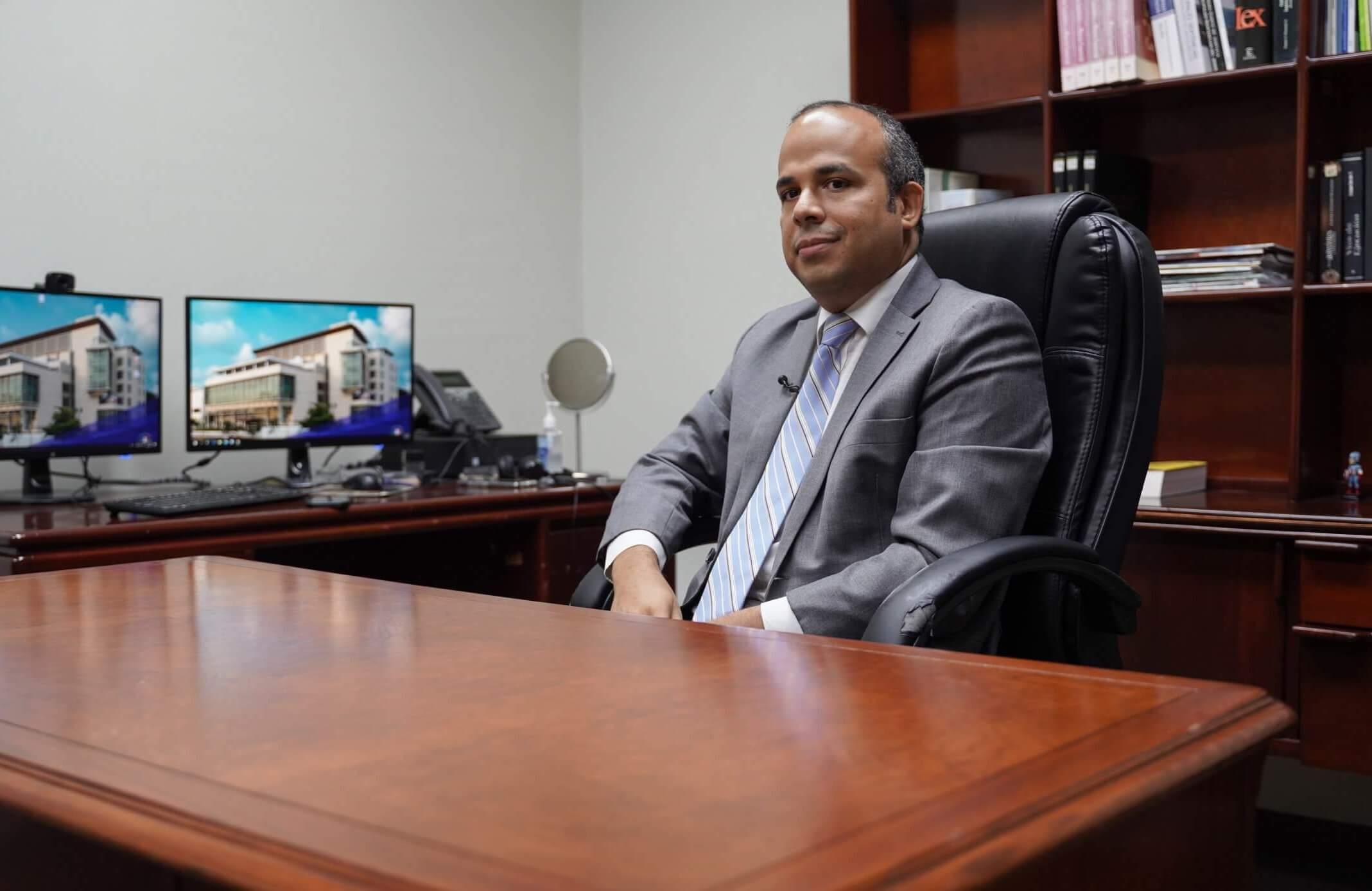 Magistrado Danilo Caraballo resalta transformación de la justicia dominicana