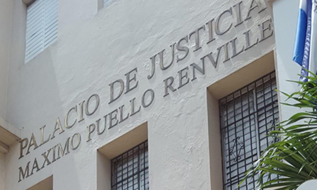 Departamento Judicial de San Cristóbal promedia 106,00% de solicitudes registradas
